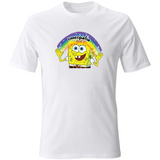 T-Shirt Unisex SpongeBob Imagination Omeopatia