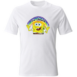 T-Shirt Unisex SpongeBob Imagination Scie Chimiche