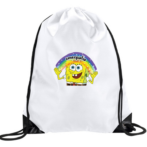 Zaino SpongeBob Imagination Omeopatia
