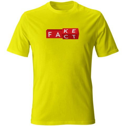 T-Shirt Unisex Fake / Fact