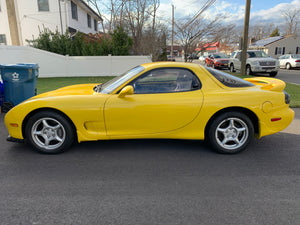 1993 Mazda RX7 (Low Mile)