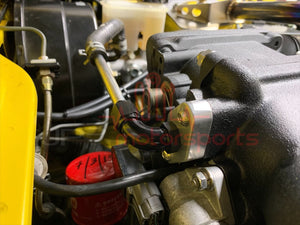 Mazda RX7 FD3S Brake Booster Vacuum Tubing Simplification Kit