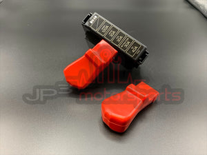 Mazda RX7 FD3S Battery Fuse Block Boot