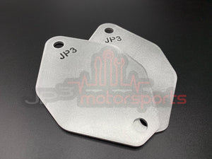 Mazda RX7 13B Exhaust Port Block Off Plate