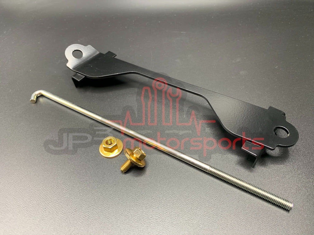 Toyota Celica Supra MKII Reproduction Battery Tie Down Bracket Kit