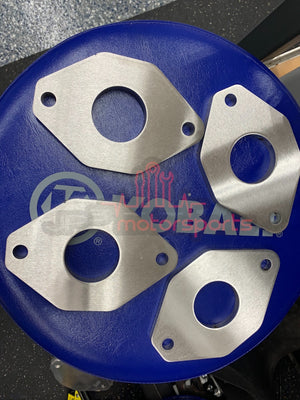 Mazda RX7 13B Stainless Exhaust Spacer