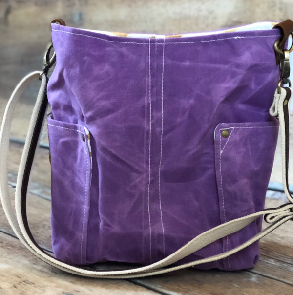{Design Your Own}  Purple compass XBody
