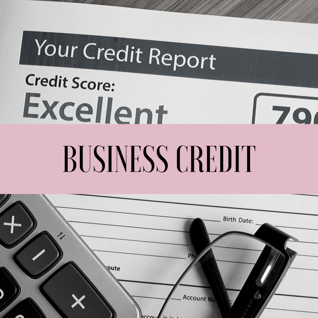Private Label Business Credit Book