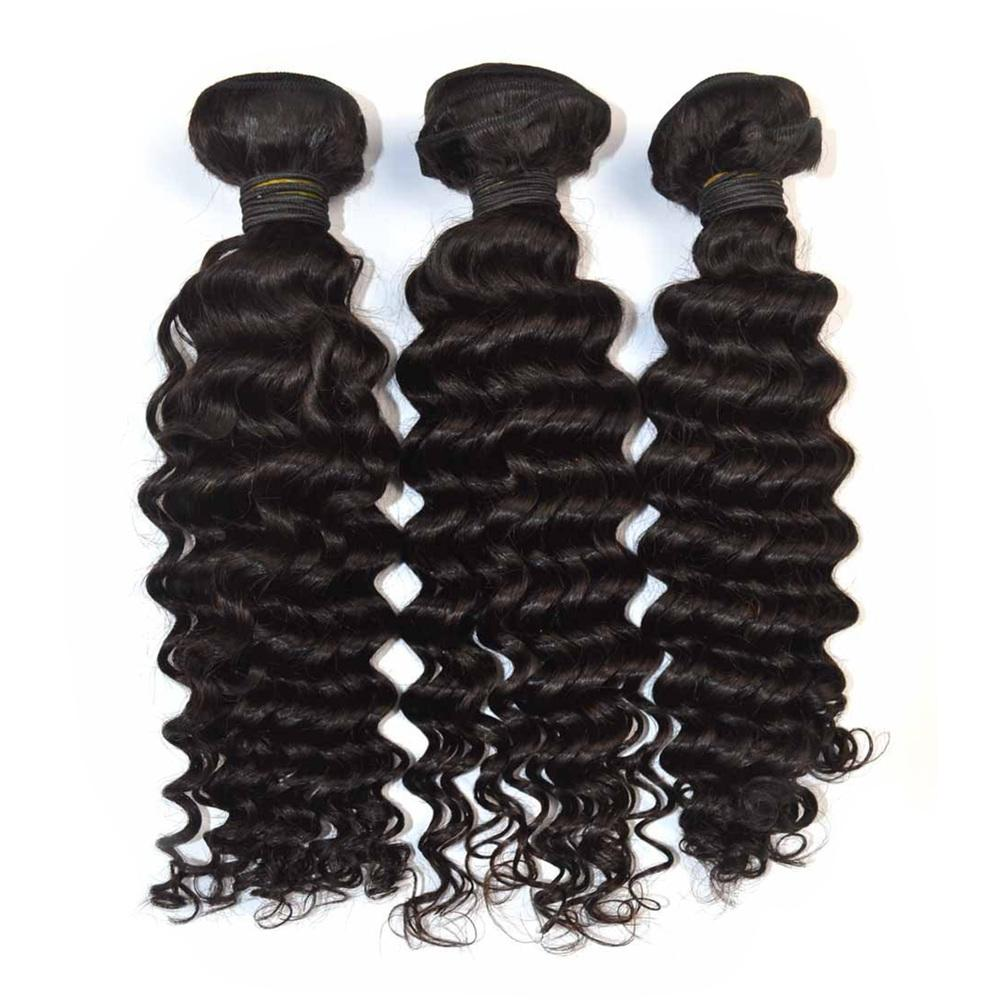 Brazilian Rose: Deep Wave Hair