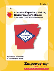 The Hub - Grade 4 Arkansas Expository Assessment Review