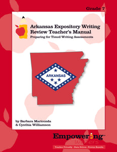 The Hub - Grade 7 Arkansas Expository Assessment Review