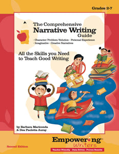Comprehensive Narrative Writing Guide - Canada