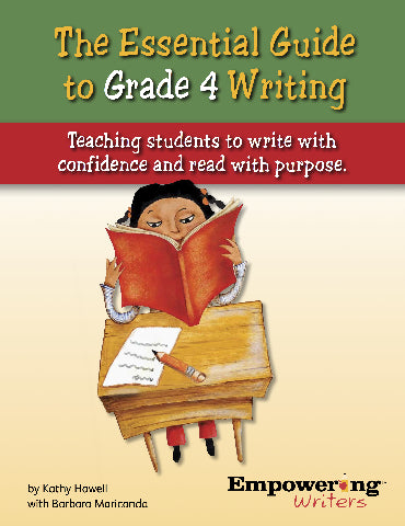 Essential Guide to Grade 4 Writing