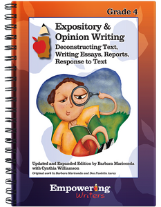 Grade 5 Informational/Expository & Opinion Writing Guide (printed)