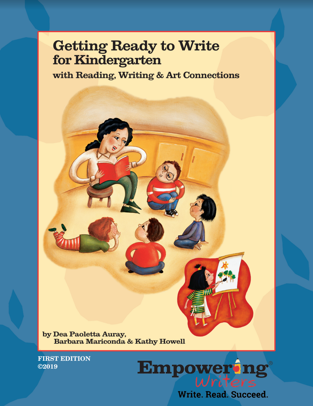 Kindergarten Cover Image