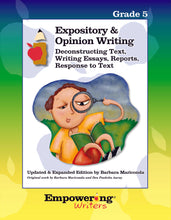 Load image into Gallery viewer, Grade 2 Informational/Expository & Opinion Writing Guide (printed)