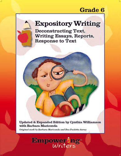 Grade 6 Informational/Expository Writing Guide (printed)