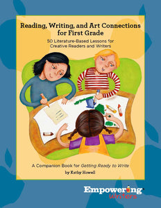 Grade 1 Reading, Writing, & Art Connections - Canada