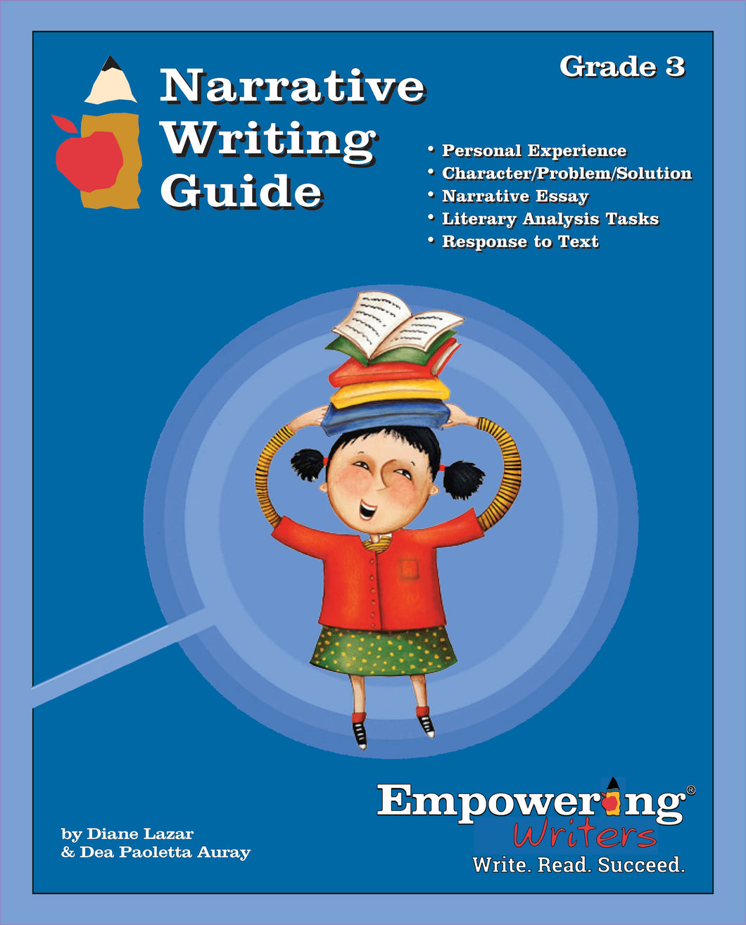 Grade 3 Narrative Guide Front Cover