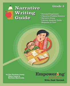 Grade 4 Narrative Writing Guide - Canada (printed)
