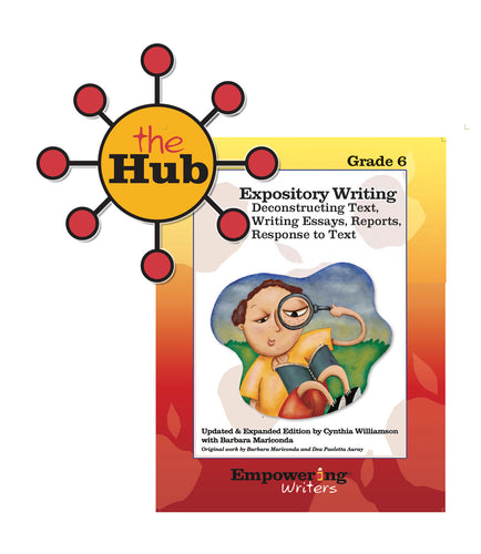 The Hub: Grade 6 Informational/Expository Writing
