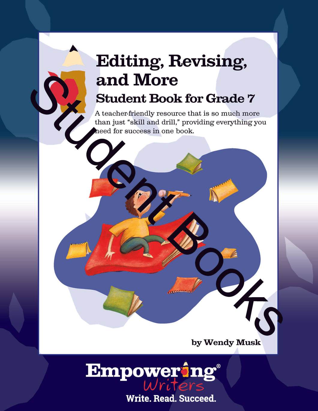 Grade 7 Editing, Revising, & More Student Books (Set of 25)