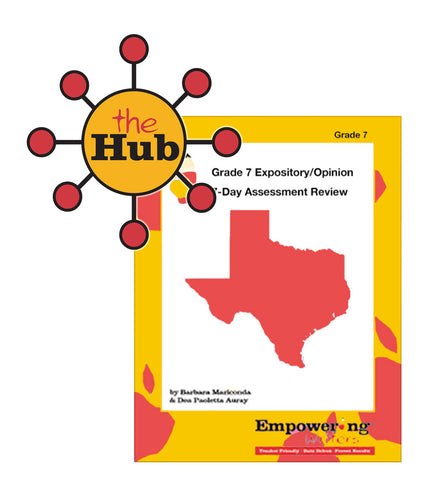 The Hub - Grade 7 Texas Expository/Opinion Assessment Review