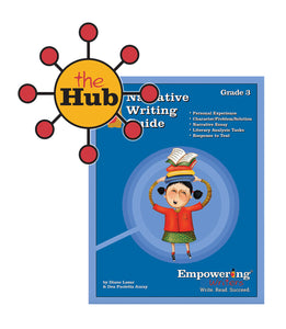 The Hub: Grade 3 Narrative Writing