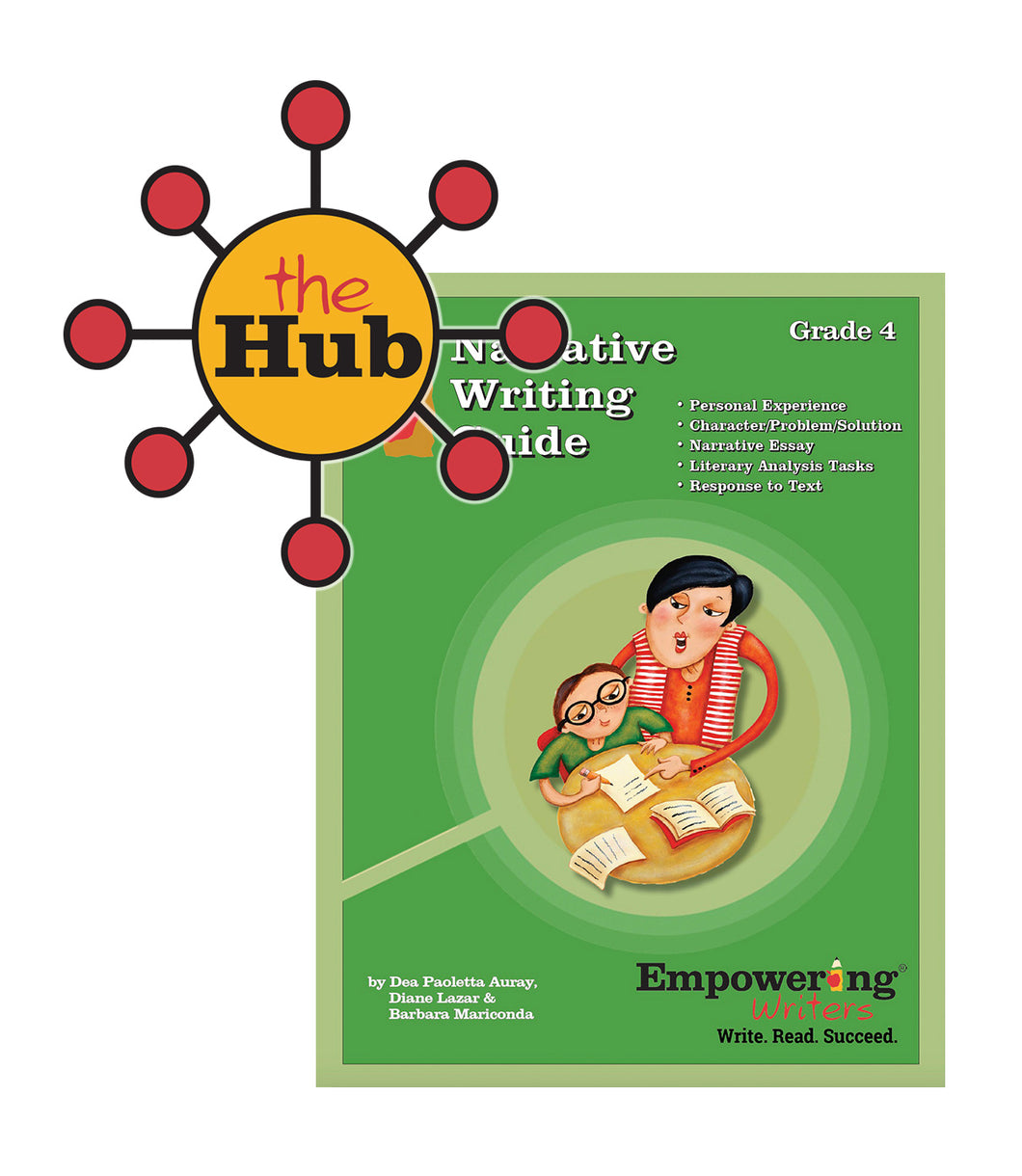The Hub: Grade 4 Narrative Writing