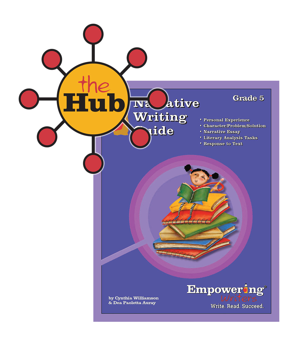 The Hub: Grade 5 Narrative Writing