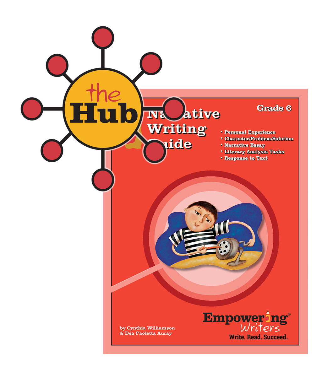 The Hub: Grade 6 Narrative Writing