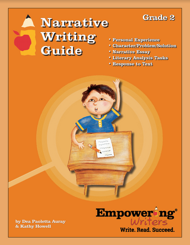 Grade 2 Narrative Writing Guide - Canada  (printed)