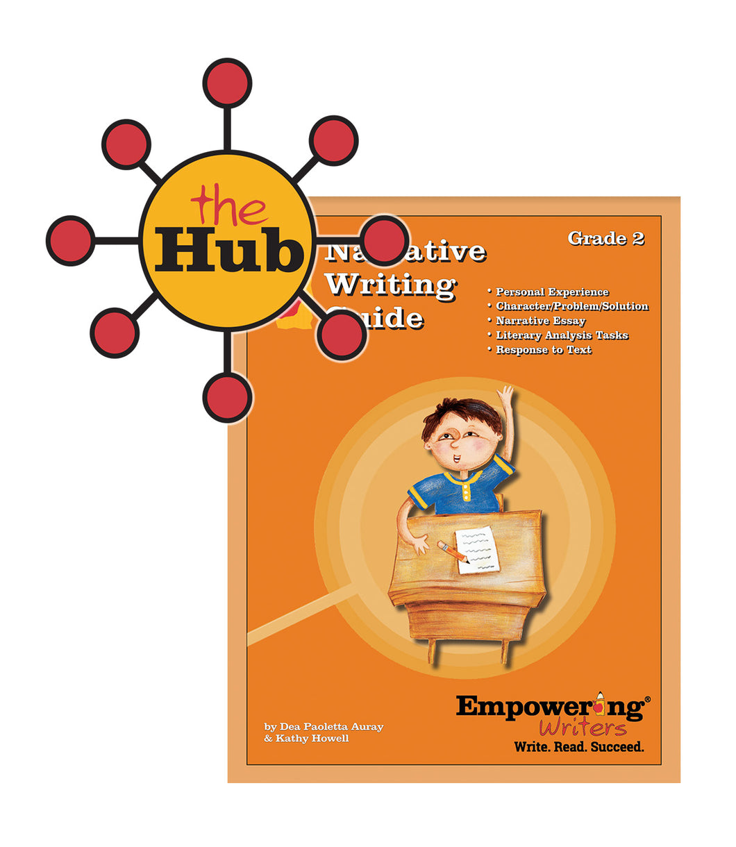 The Hub: Grade 2 Narrative Writing