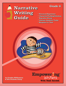 Grade 6 Narrative Guide Cover