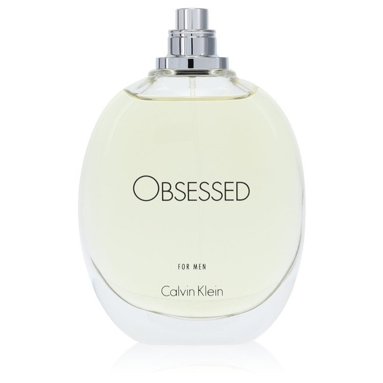 Obsessed by Calvin Klein Eau De Toilette Spray (Tester) 4.2 oz (Men)