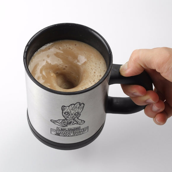 Groot Cups 400Ml Automatic Electric Lazy Self Stirring Mug