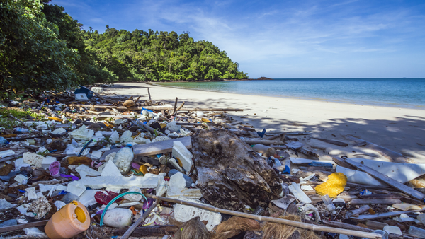 CLEANING UP PLASTIC IN EXPOSED COUNTRIES