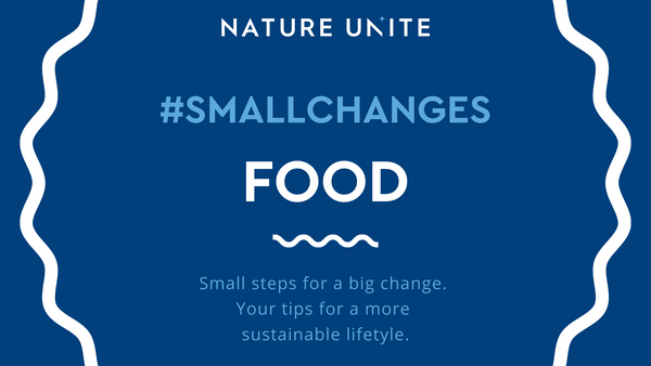 #SMALLCHANGES - FOOD