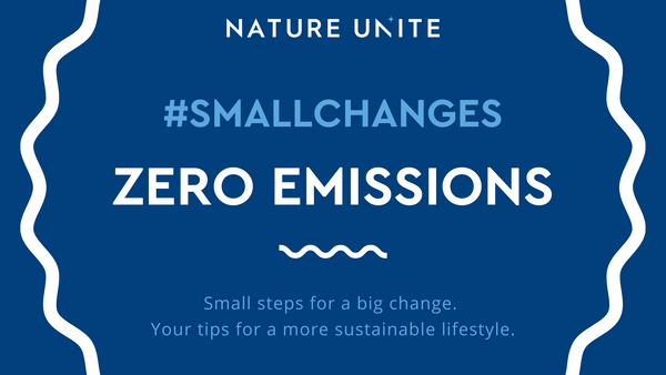 SMALL CHANGES FOR ZERO EMISSION