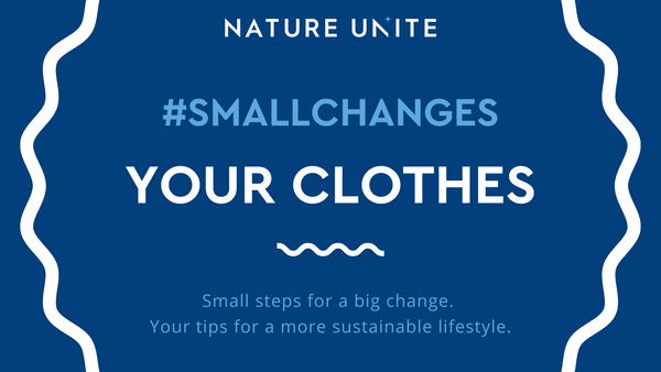 TOP ECO TIPS FOR YOUR CLOTHES