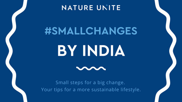 SMALL CHANGES BY INDIA