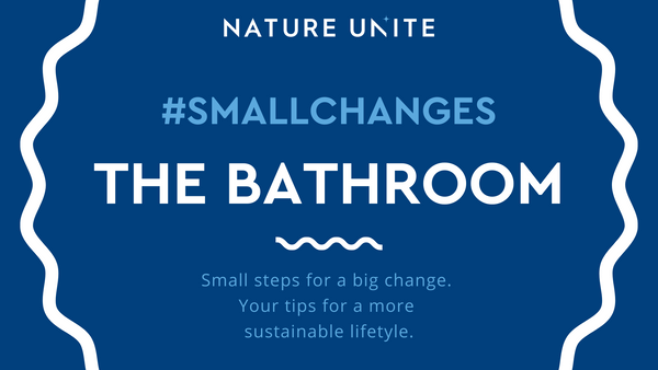 #SMALLCHANGES - THE BATHROOM