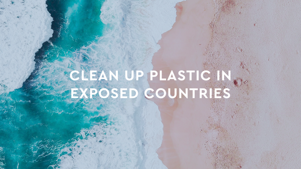 clean up plastic in our oceans