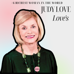 Judy Love Love's trucking company richest women in the world