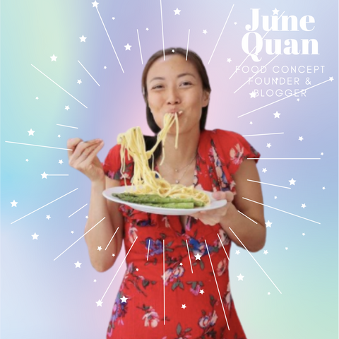 June Quan food blogger Stir and Style