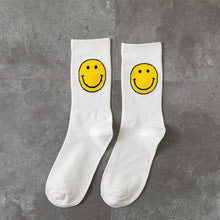 Load image into Gallery viewer, smile socks | send smiles, send love | NANA