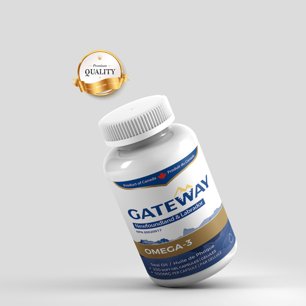 Gateway seal oil (250 softgels)