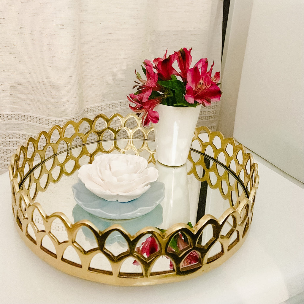 Double arch tray- Small