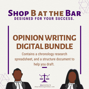 Opinion Writing Digital Bundle - SHOP BATB