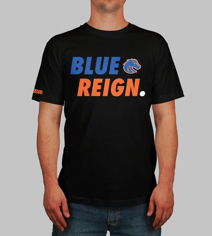 BLUE REIGN T-SHIRT - BOISE STATE - STADIA